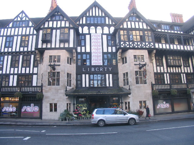 Tudor House, Liberty, London