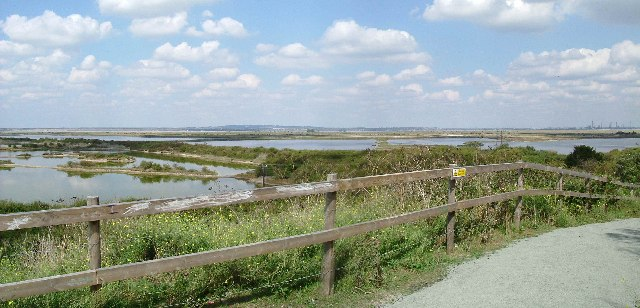 Cliffe Pools Panorama