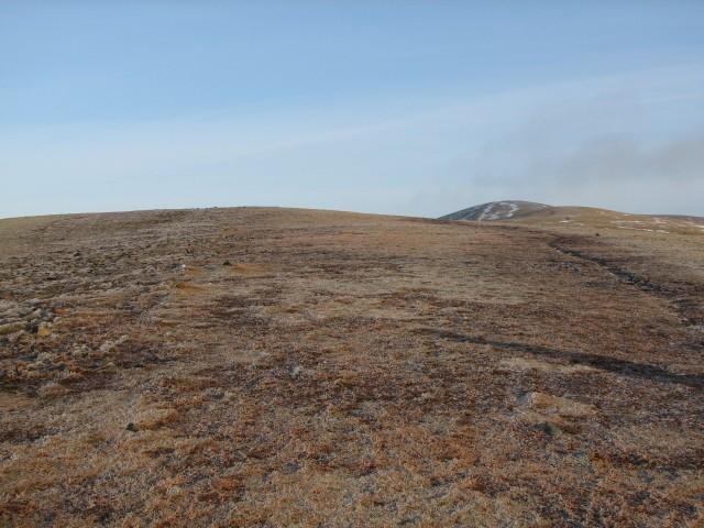 Ridge to Ben Wyvis