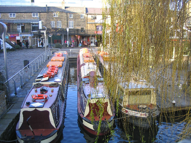 The Basin, Camden Lock