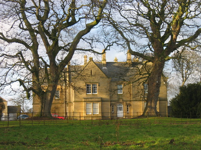 Healey Hall, Northumberland