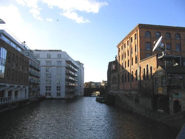 Regents Canal, Camden