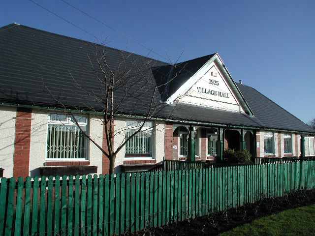 Delves Lane Village Hall