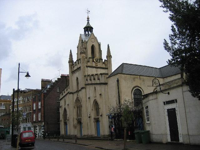 St Mary Magdalene, Bermondsey, SE1