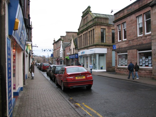 High Street, Dingwall