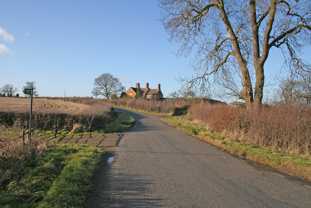 Keyham Lane East, Scraptoft near Leicester