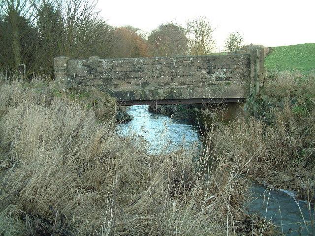Wakefield Burn bridge