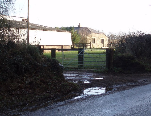 Holcombe Water Farm