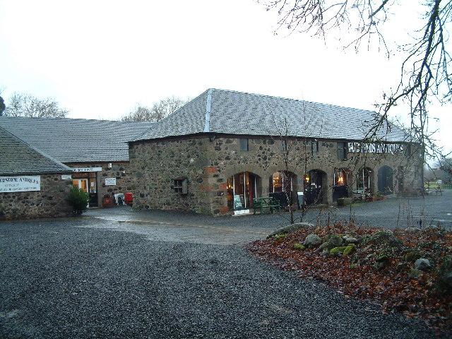Rait Antiques Centre