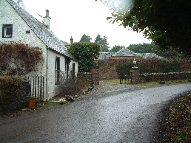 Cottage in Kinnaird