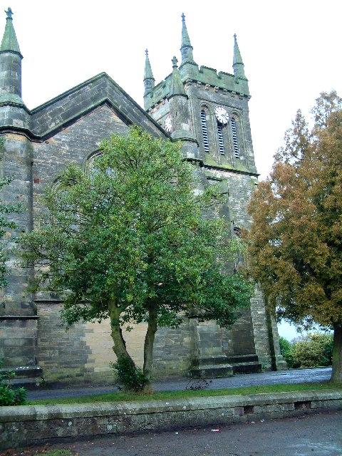 Errol Parish Church