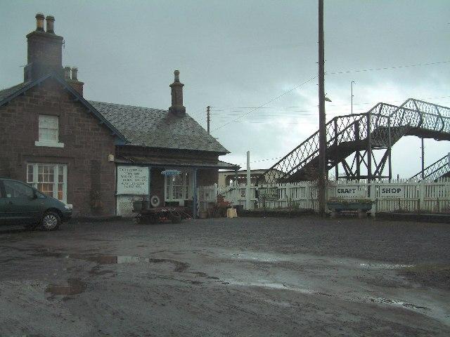 Errol Station