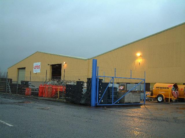 Warehouse depot