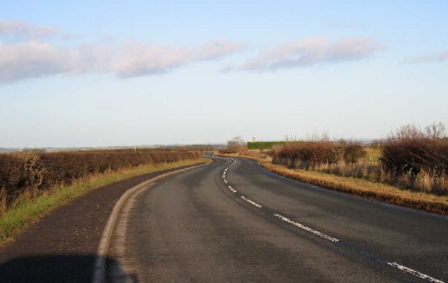 The road to Kelso