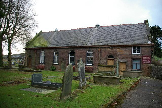 Inghamite Church, Wheatley Lane