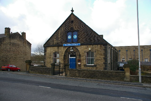 Bethel Church, Colne