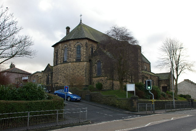 Holy Trinity Church, Colne