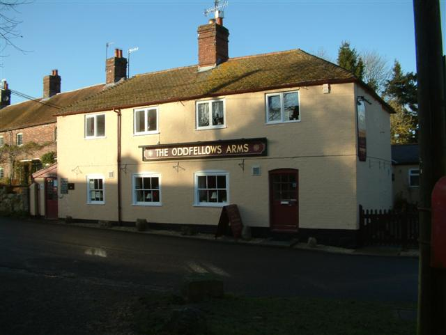 The Oddfellows Arms, Manton