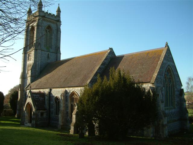 The Church of St. Michael & All Angels, West Overton