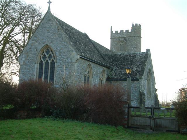 St Katherine's Church, Winterbourne Bassett