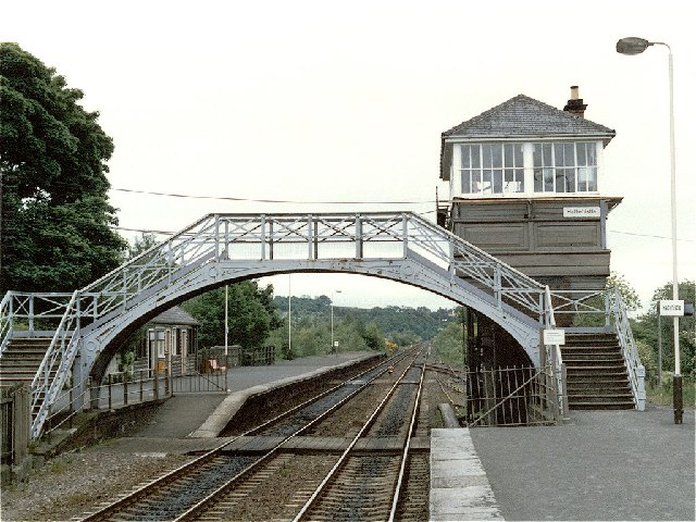 Railway Station, Haltwhistle