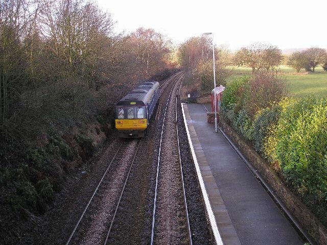 Shepley Station