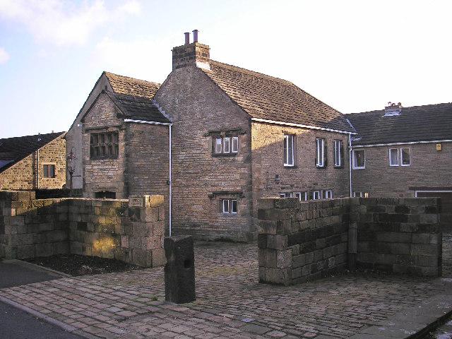 Shepley Old Hall