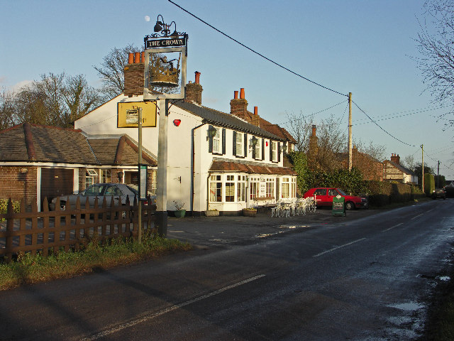 The Crown Public House, Radnage