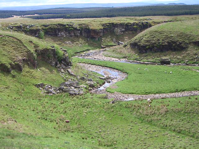 Tod Hole on the River Irthing