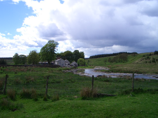Lampert on the upper reaches of the River Irthing