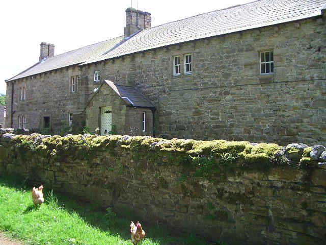 Tarn House, Tindale Tarn