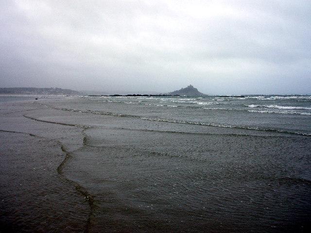 Beach at Long Rock