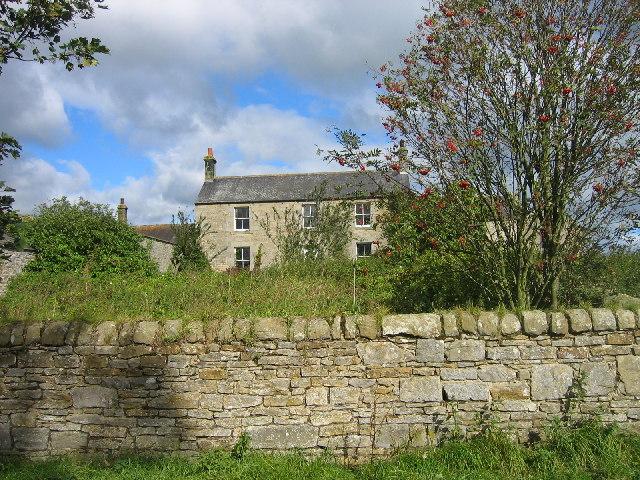 Gunnerton Fell Farmhouse