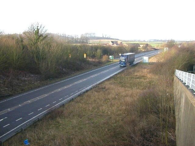Daventry - A45