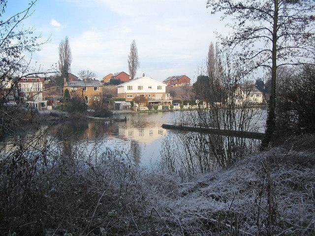 Flour Mill pond