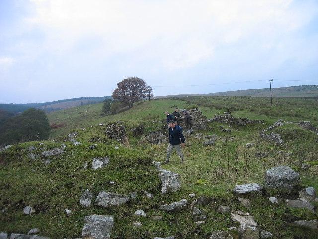 Dally Castle
