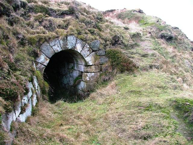 Tunnel Entrance, Boulby Old Works