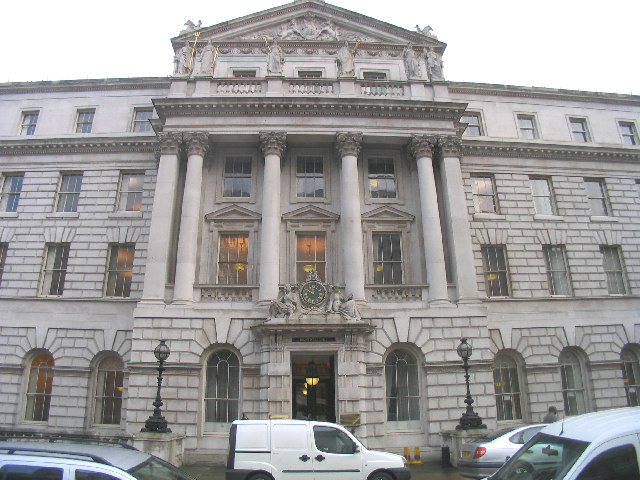Inland Revenue Offices - Somerset House