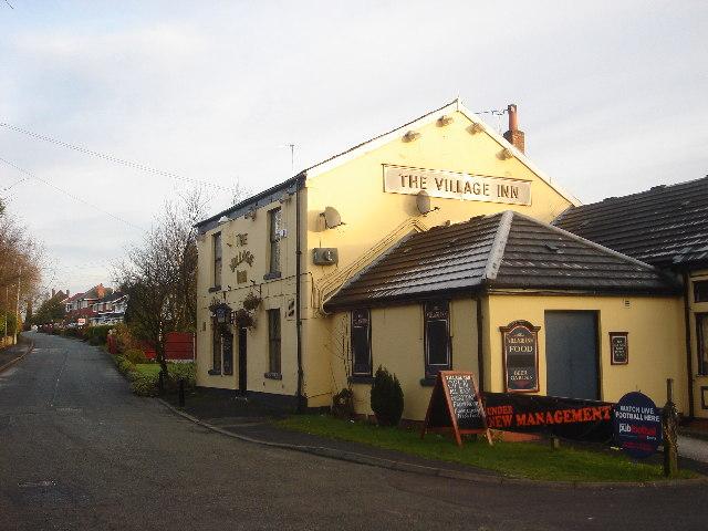 The Village Inn, Green Lane, Leigh