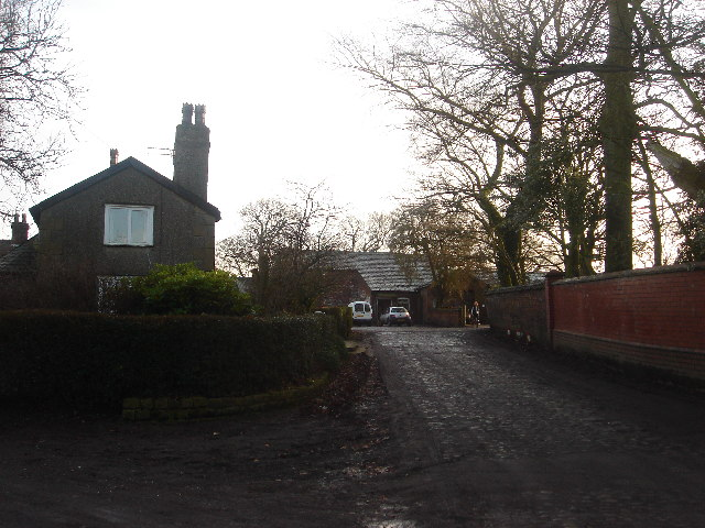 Old Hall Farm, near Atherton Hall