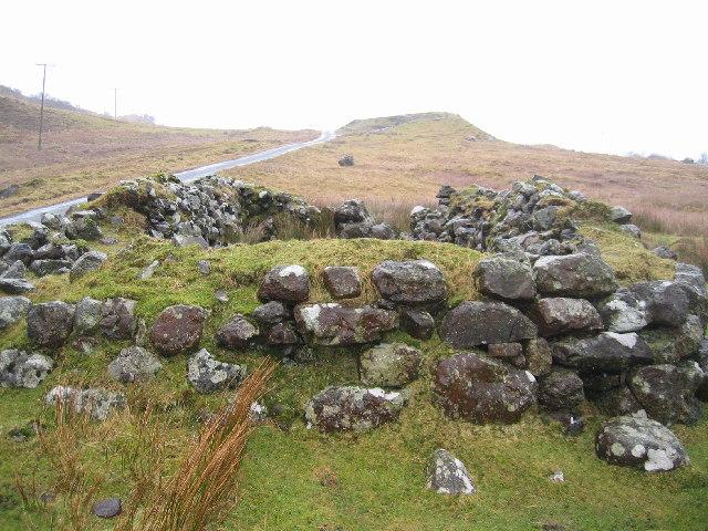 Ruin at Peinachorrain