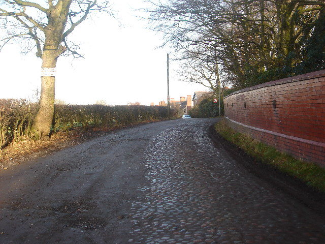 Old Hall Mill Lane