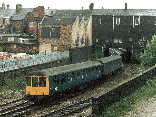Railway Station, Wigan