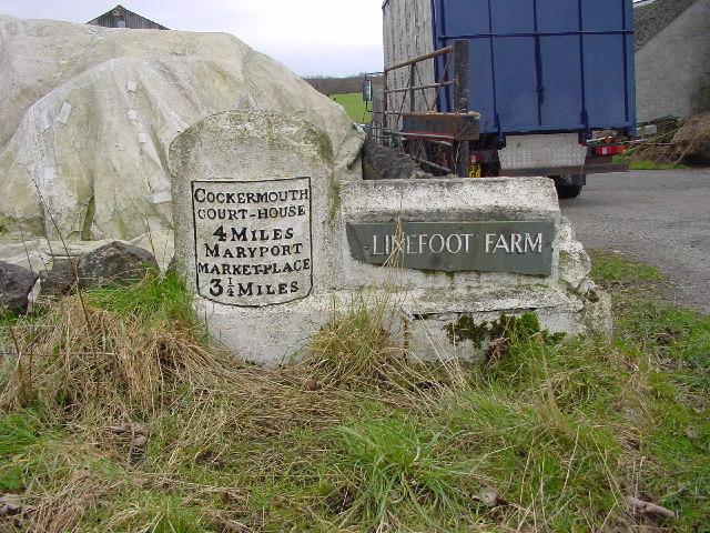 Linefoot Milestone