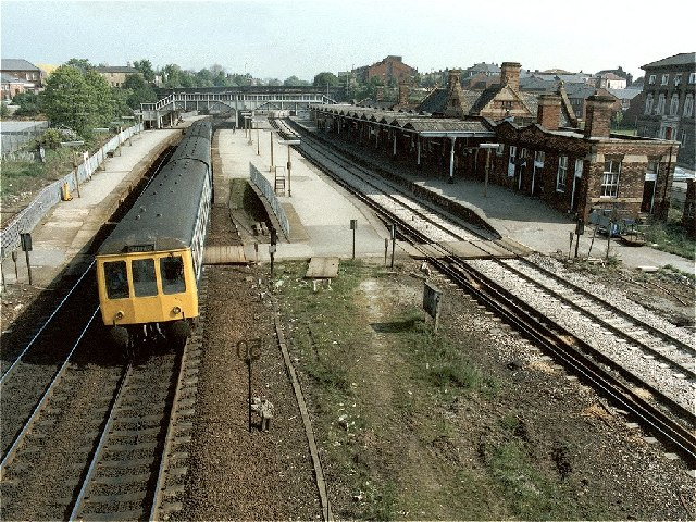 Railway Station (former), Rotherham Masborough