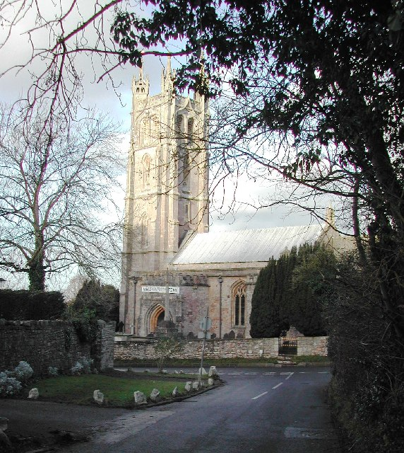 St Andrew's church, Backwell