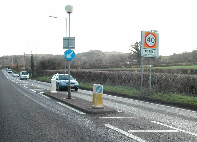 Cleeve on the A370