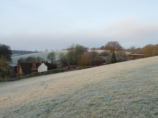 Westwood Manor Farm near Nettlebed