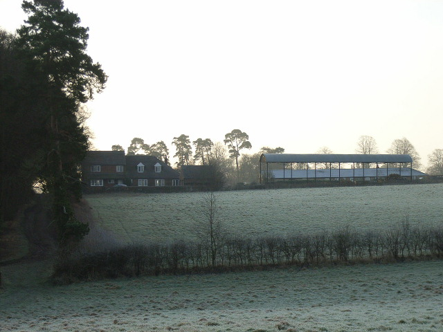 Soundess Farm near Nettlebed