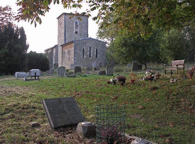 St Mary�s Church, Radnage